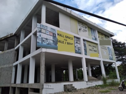 44 Cent with 45000 sqft Commercial Building for sale at Aluva, Parambayam, Ernakulam