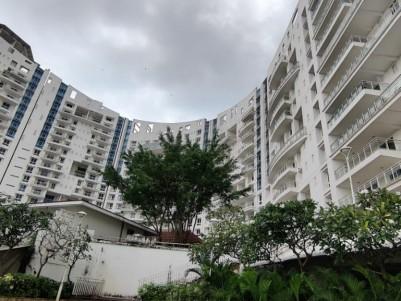 Water Frontage 3 BHK Flats - DLF Riverside Vyttila, Ernakulam for Sale