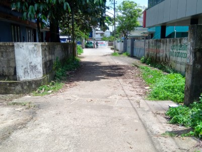 8 Cents of Rectangle plot for sale at Nettoor, Ernakulam