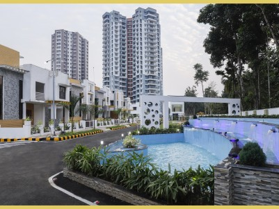 3 BHK FURNISHED AC Flat for Sale for Rs.59 Lakhs in Kochi at Aluva