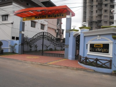 3 BHK Furnished Ac Flat for Rent for Rs.20,000 at Vyttila in Kochi