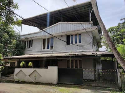 10 Cents with 3200 SqFt House for sale at Gandhinagar, Ernakulam