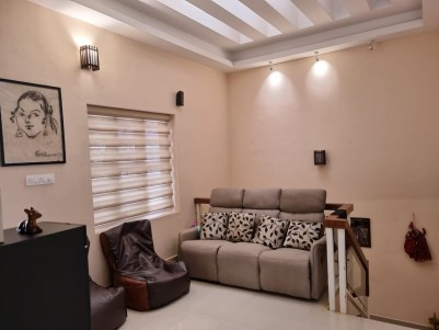 Luxury Semi Furnished Villa for sale at Aluva, Ernakulam
