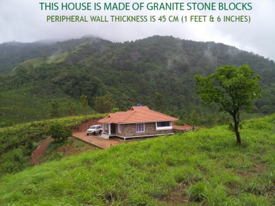VILLA AND HOUSE PLOTS FOR SALE IN A SCENIC LOCATION WAYANAD