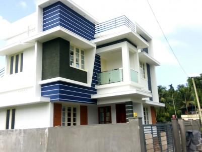 3 BHK 1350 Sqft House for sale at Koonammav, Varapuzha, Kochi