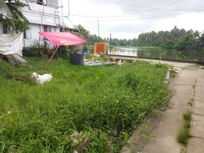 Water Frontage Plots for sale at Vyttila, Kochi