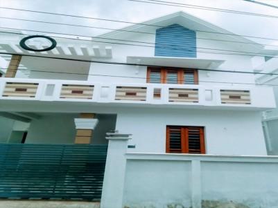 Brand New House for sale at Chalikkavattom, Vyttila, Kochi