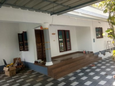 3 BHK 1500 sqft House for sale at Nettoor, Kochi