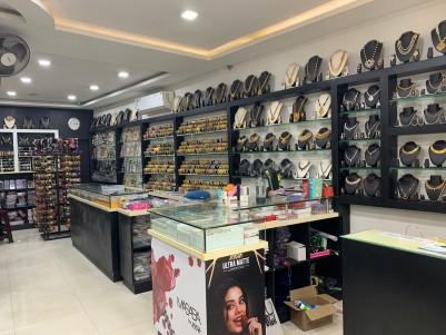 1000 sqft Fully furnished Fancy shop for Rent at Petta, Thripunithura, Kochi