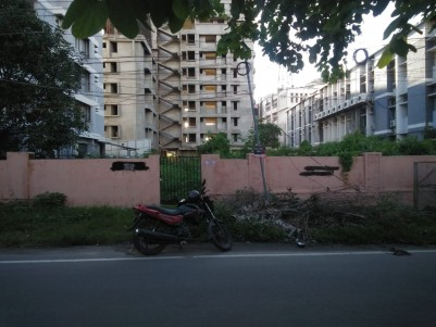 Main Road Frontage 20 Cents Commercial Land for sale at PANAMPILLY NAGAR, KOCHI