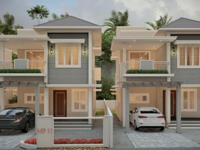 Luxury Villas for sale at Bosco Nagar, Mannuthy, Thrissur