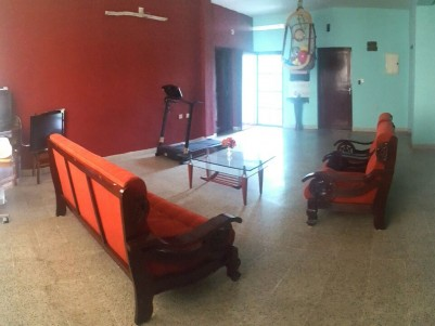 Fully Furnished 3 BHK Flat For Sale near Kollam Town
