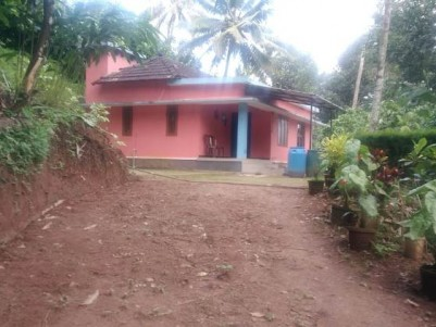 2 Acres of Land with 3 BHK House for sale in Ellakkal Near Munnar, Idukki
