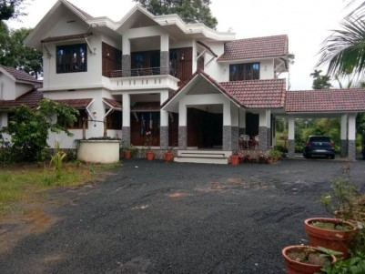 3200 Sq Ft 5 BHK Beautiful House for sale at Muttil, Wayanad